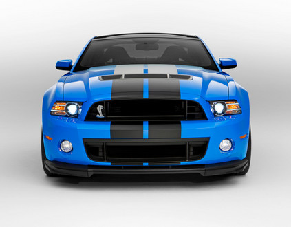 2013 Nissan on Ford Also Revealed The New Shelby Gt500  Based On The 2013 Mustang