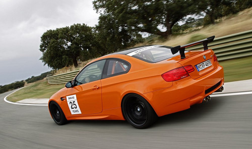 BMW M3 at BMW Buys Shares In SGL Carbon SE