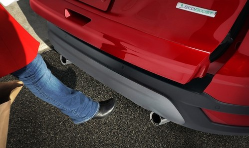 Ford escape hands free tailgate at Hands Free Liftgate for 2013 Ford Escape