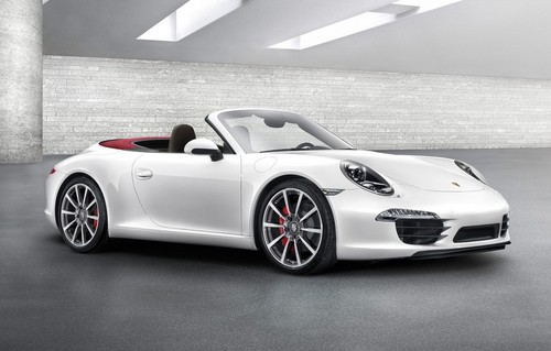 porsche 991 carrera cabrio unveiled. Black Bedroom Furniture Sets. Home Design Ideas