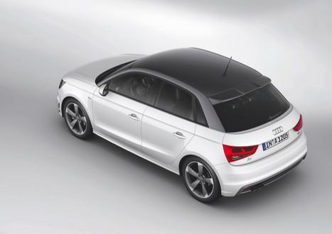 Five Door A1 4 At Five Door Audi A1 Sportback Unveiled & A1 Door u0026 Audi A1 5 Door Sportback
