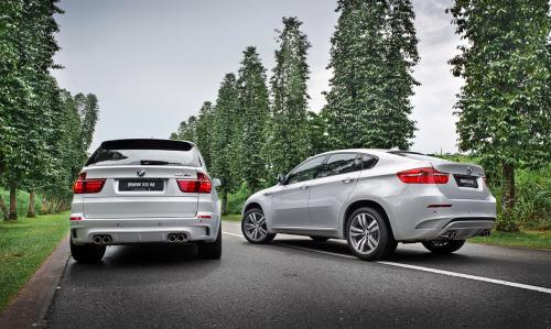 Bmw X5m And X6m Individual