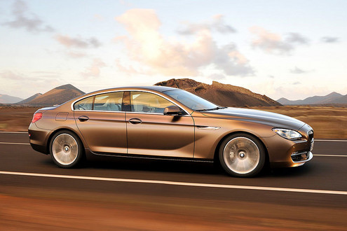Official Bmw 6 Series Gran Coupe