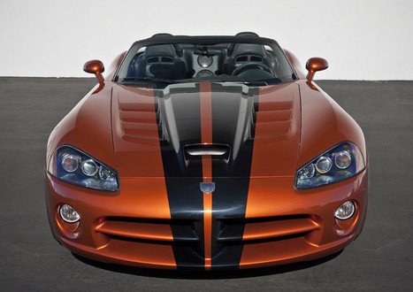 Viper Dodge on The Next Generation Viper Will Be Built At Chrysler    S Conner