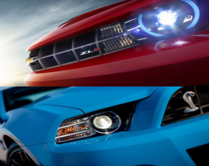 ZL1 vs GT500 at Shelby GT500 or Camaro ZL1   Which Is Better