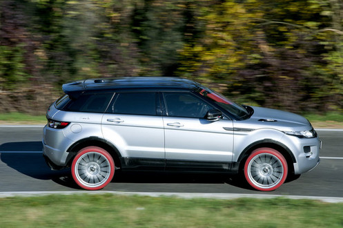 marangoni evoque hfi r 4 Marangoni Range Rover Evoque Video Review