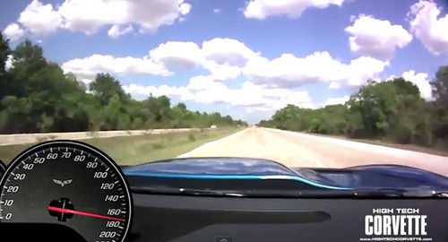 1500 vette at 1500 hp Twin Turbo Corvette C6 Acceleration Video