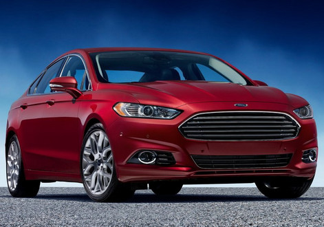 2013 ford fusion mondeo unveiled. Black Bedroom Furniture Sets. Home Design Ideas