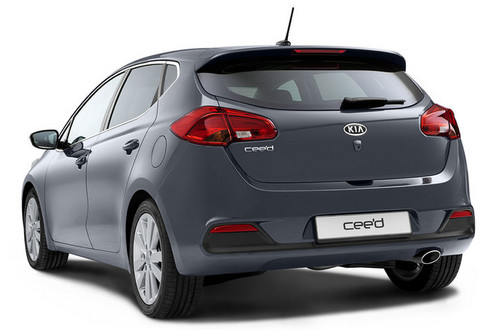 Ceed 2013 on 2013 Kia Cee D Will Makes Its Debut At Net Geneva Motor Show