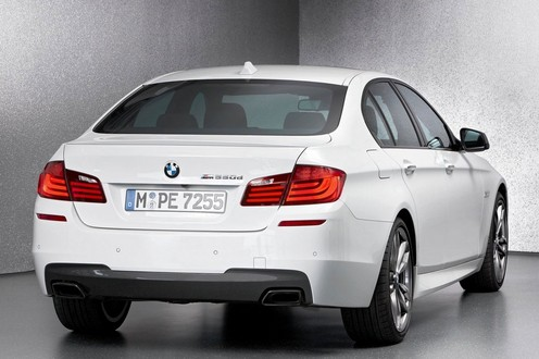 BMW Performance Exhaust >> Official: BMW M550d xDrive
