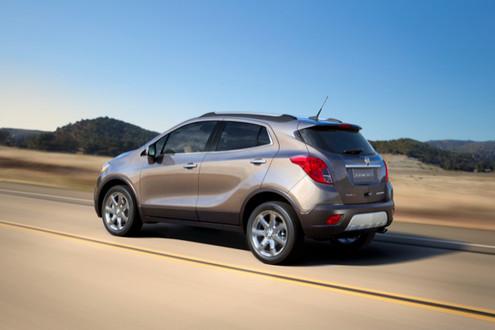 2012 NAIAS: Buick Encore Unveiled Buick Encore 2