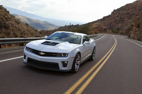 Camaro ZL1 New 7 at Camaro ZL1: New Pictures