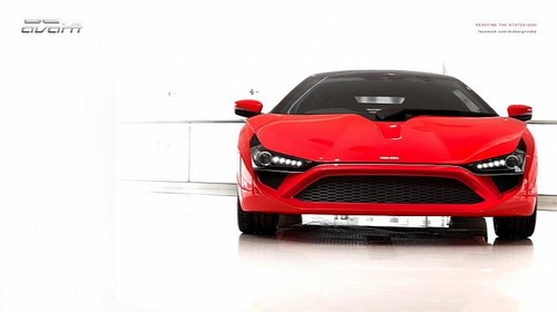 Indias DC Design Avanti Supercar Revealed DC Design Avanti supercar 2