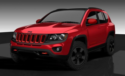 Jeep Compass True North Jeep Compass True North