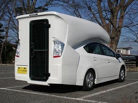 Bad Idea Toyota Prius Camper Van