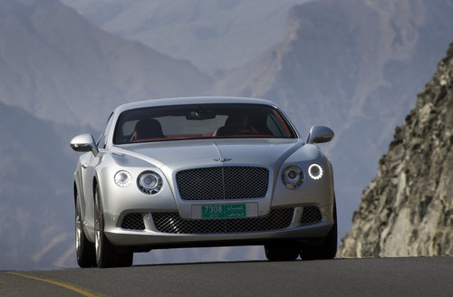 Bentley Continental GT Bentley SUV To Bow At Geneva Motor Show