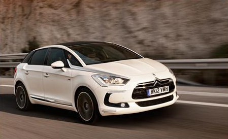 Citroen DS5 1 Citroen DS5 Priced from £22,400 in UK