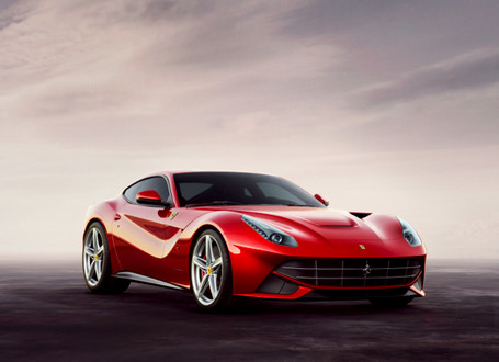 Ferrari F12 Berlinetta 2 at Ferrari F12 Berlinetta First Videos