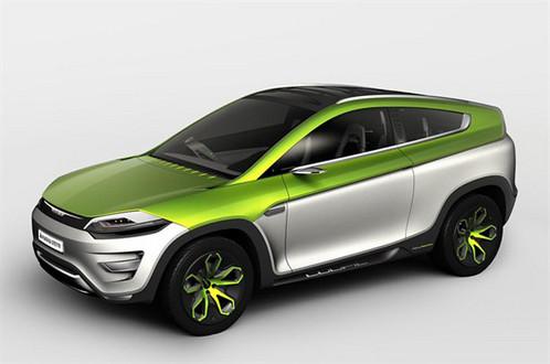 Magna steyr concept car set for geneva debut for Magna motors mazda volvo evansville in