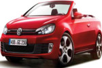 gtiff at Production Golf GTI Cabriolet Unveiled