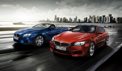 new bmw m6 1 at 2013 BMW M6 Coupe and Convertible: New Pictures