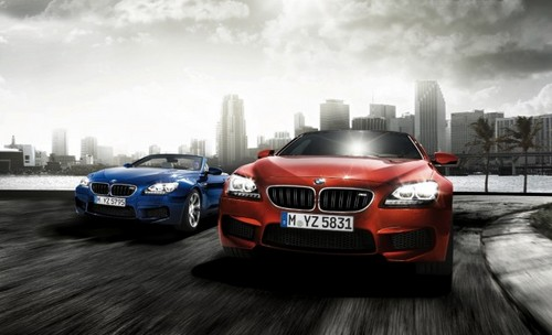 new bmw m6 2 at 2013 BMW M6 Coupe and Convertible: New Pictures