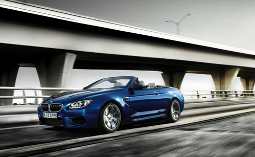 new bmw m6 3 at 2013 BMW M6 Coupe and Convertible: New Pictures