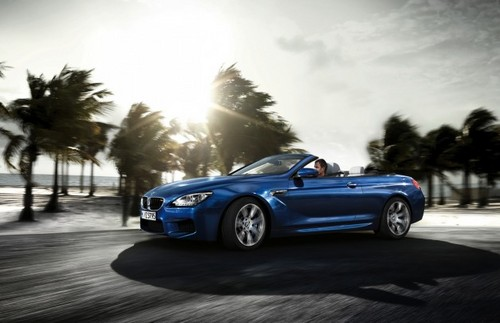 new bmw m6 5 at 2013 BMW M6 Coupe and Convertible: New Pictures