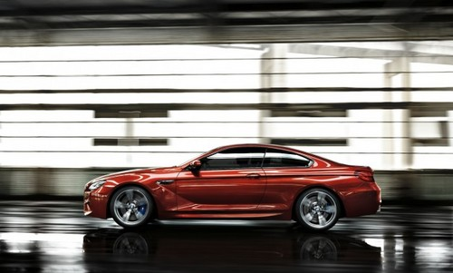 new bmw m6 6 at 2013 BMW M6 Coupe and Convertible: New Pictures