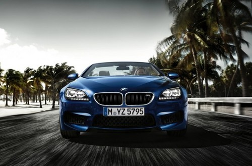 new bmw m6 7 at 2013 BMW M6 Coupe and Convertible: New Pictures