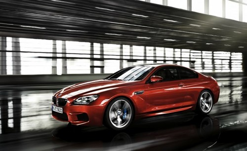 new bmw m6 8 at 2013 BMW M6 Coupe and Convertible: New Pictures