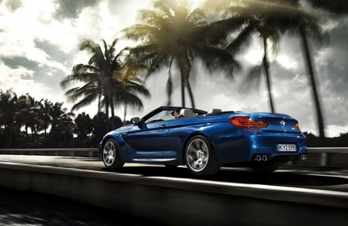 new bmw m6 9 at 2013 BMW M6 Coupe and Convertible: New Pictures