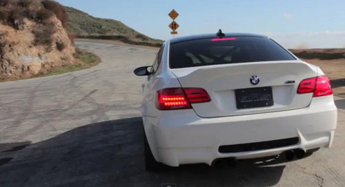 vf m3 at Matt Farah Drives 700hp VF Engineering BMW M3