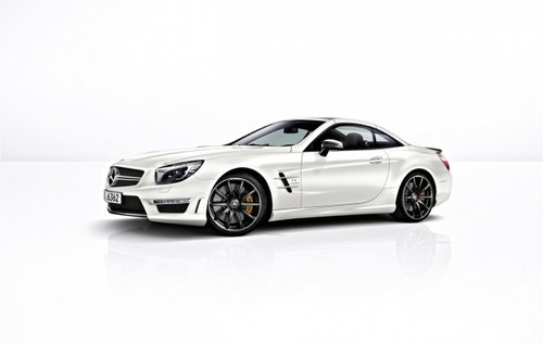 2013 Mercedes SL63 New 2 at 2013 Mercedes SL63: New Trailer and Pictures