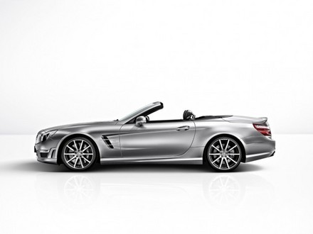 2013 Mercedes SL63 New 4 at 2013 Mercedes SL63: New Trailer and Pictures