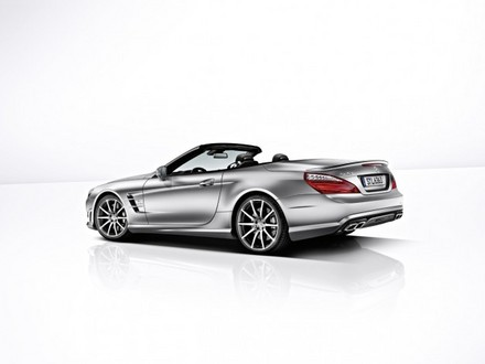 2013 Mercedes SL63 New 5 at 2013 Mercedes SL63: New Trailer and Pictures