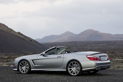2013 Mercedes SL63 New 7 at 2013 Mercedes SL63: New Trailer and Pictures