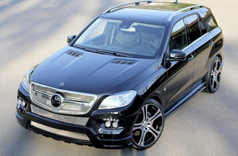Carlsson ML CD35 Carlsson Mercedes ML CD35