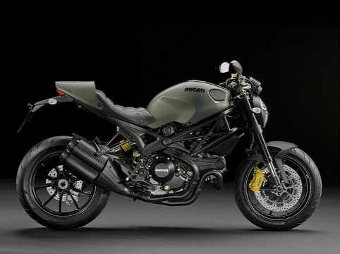 Ducati Monster by DIESEL 1 Ducati Monster by DIESEL