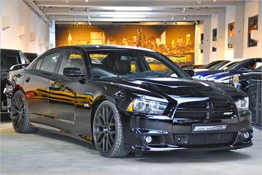 Geiger Dodge Charger SRT8 1 at Geiger Dodge Charger SRT8