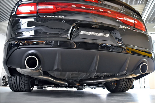 Geiger Dodge Charger SRT8 4 at Geiger Dodge Charger SRT8