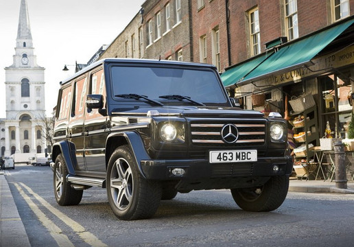 2013 mercedes g65 amg launches with 612 hp v12 for Mercedes benz g wagon v12