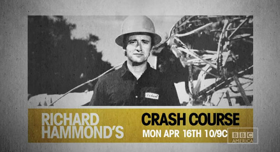 crash course at Richard Hammonds Crash Course Looks Fun: Trailer