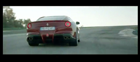 f12 action 1 at Video: Ferrari F12 Berlinetta In Action