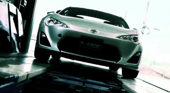toyota 86 rally car at Toyota 86 Rally Car Teaser?