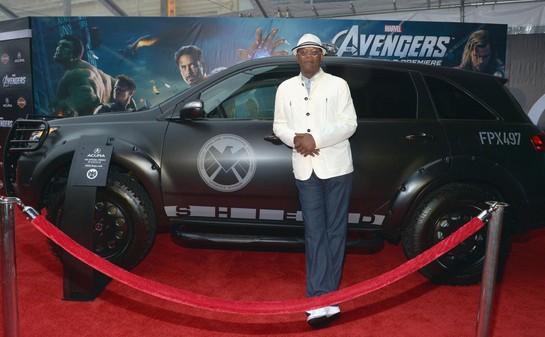 Avengers Premiere Nsx