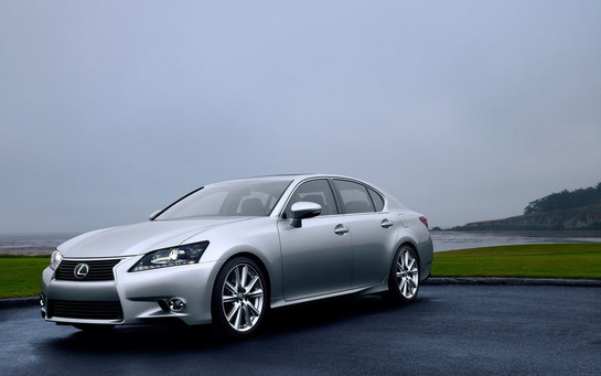 Lexus GS 350 2013 Lexus GS Named IIHS Top Safety Pick
