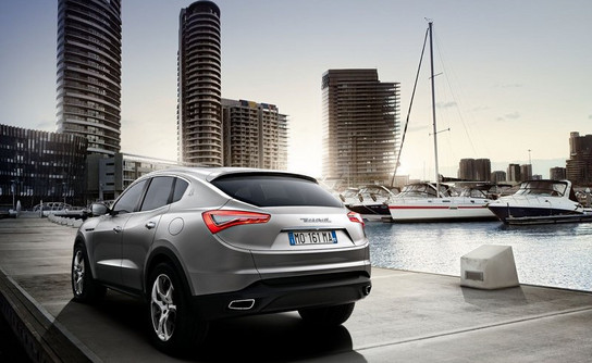 Maserati Kubang Maserati Confirmed Three New Models by 2015