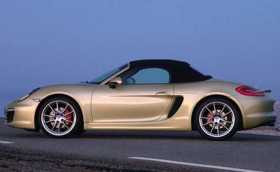 Porsche Boxster at 2013 Porsche Boxster   New Promo Released