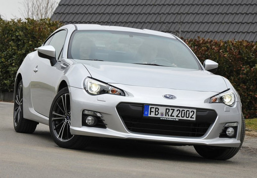 Subaru BRZ Autocar Reviews Subaru BRZ